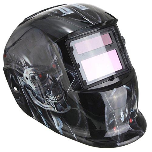 Necron Solar Auto Darkening Arc Tig Mig Welding Grinding Helmet Welder Mask
