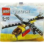 LEGO Creator: Carico Elicottero Set 7799 (Insaccato)  LEGO