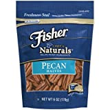 Fisher Chef's Naturals Pecan Halves, 6oz (Pack of 2)