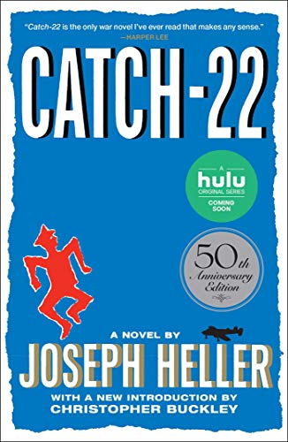 Catch-22: 50th Anniversary Edition (Best Novels Of Last 50 Years)