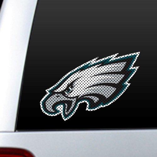 NFL Philadelphia Eagles Die Cut Window