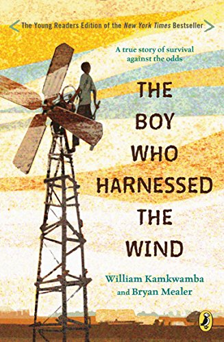 The Boy Who Harnessed the Wind, Young Reader's Edition from Puffin Books