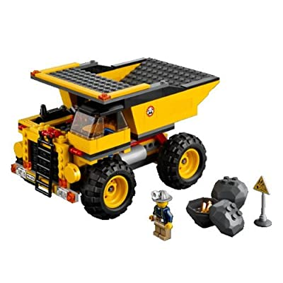 LEGO City 4202 Mining Truck: Toys & Games