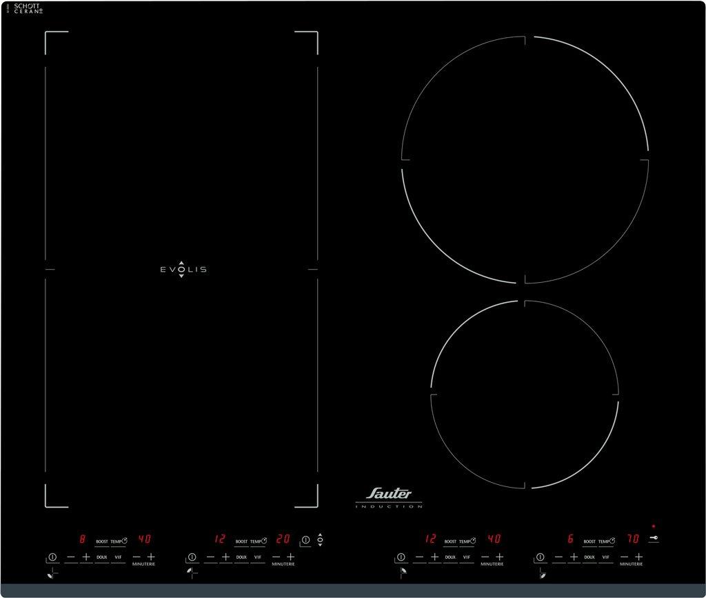 Comparer SAUTER STI984B NOIR