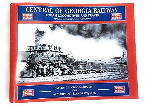 Amazon.com: Central of Georgia Railway : Steam Locomotives ...