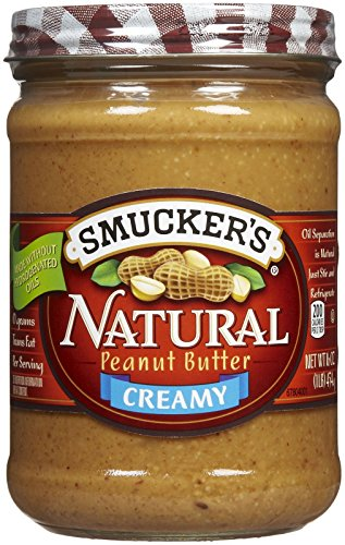 Smucker's Creamy Natural Peanut Butter - 16 oz ()