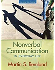 Nonverbal Communication in Everyday Life (3rd Edition)