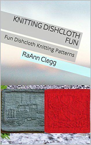 Knitting Dishcloth Fun Fun Dishcloth Knitting Patterns Knitting