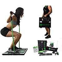 BodyBoss Home Gym 2.0 - Full Portable Gym Home Workout...