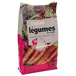Abono verduras del jardín–para De Beaux verduras gorgés de Saveurs–5kg