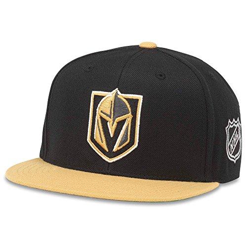 Knights Embroidered Hat - American Needle Vegas Golden Knights Blockhead 2 Adjustable Snapback Hat