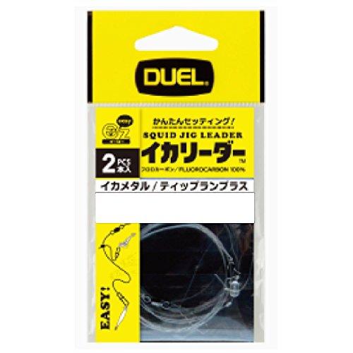 デュエル(DUEL) EZ-イカリーダー 2本入 3号 H2544の商品画像
