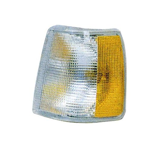 Volvo 740 Turbo (1991-1995 Volvo 940 & 960 (for Models without Fog Lights, non-Turbo), 1990-1992 Volvo 740 Corner Park Light Turn Signal Marker Lamp Left Driver Side (1994 94 1993 93 1992 92 1991 91 199090 1989 89 1988 88))