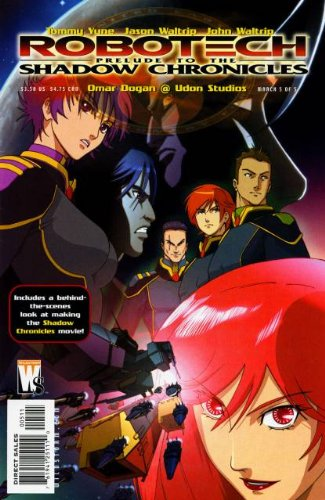 Download Robotech: Prelude to the Shadow Chronicles - March 5 of 5 ebook