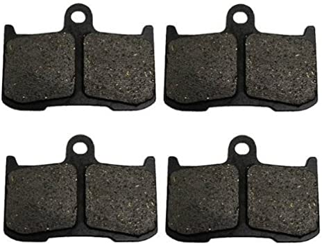 Volar Sintered HH Rear Brake Pads for 2013-2017 Victory Cross Country Tour