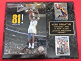 Kobe Bryant Los Angeles Lakers 2 Card Collector