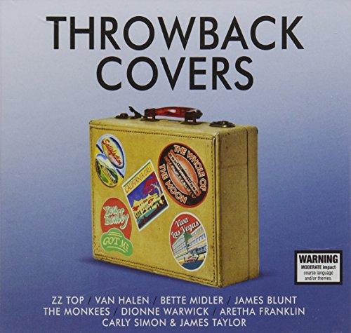 Throwback Covers (Australia - Import, 4PC)