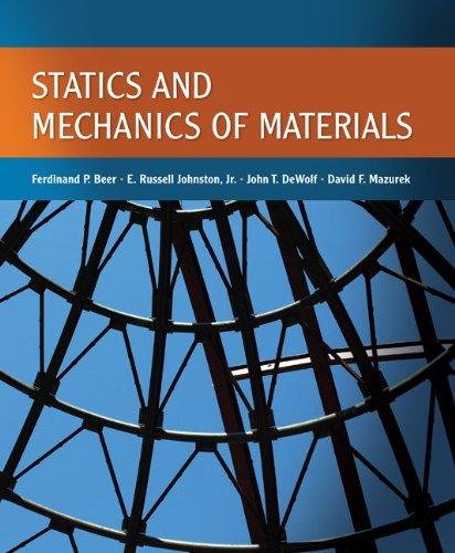 Statics+Mechanics Of Materials