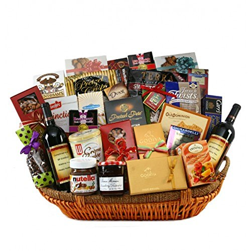 Kosherline VIP Kosher Gift Basket (Los Angeles Gift Basket)