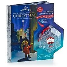 Hallmark Find Me, Santa! Snowflake and Once Upon a Northpole Christmas (Hardcover)