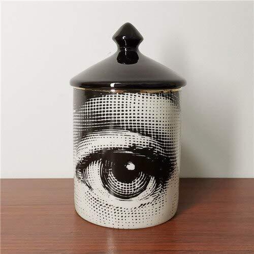 X-CRAFT - Portavelas de cerámica para decoración del hogar ...