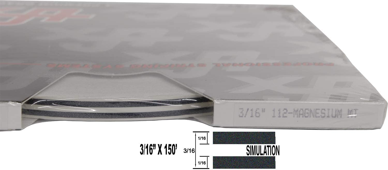 "3//16 x 150 1//16/"" Stripe, 1//16 Gap, Then 1//16/"" Stripe - 938-Beige Auto Customizing Dual Pinstripe Universal TFX 0003938"