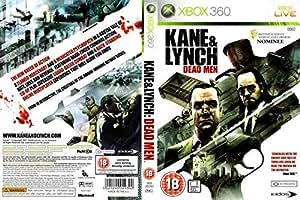 Kane & Lynch: Dead Men by Eidos (2007) - PlayStation 3