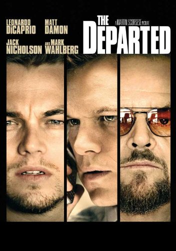 Poster of The Departed 2006 Full Hindi Dual Audio Movie Download BluRay 720p