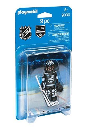 (PLAYMOBIL NHL Los Angeles Kings Goalie )