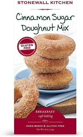 Baking Mixes: Stonewall Kitchen Doughnut Mix