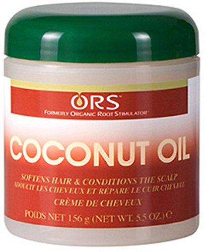 Organic Root Stimulator Coconut Oil, 5.5 oz (Pack of 5)