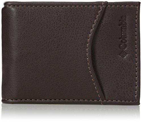 Columbia  Men's  RFID Security Blocking Slim Front Pocket Wallet