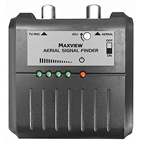 Maxview DTV Signal Finder (One Size) (Black)