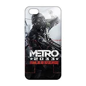 Real-Fashion metro 2033 redux (3D)Phone Case for iPhone 6(4.7)