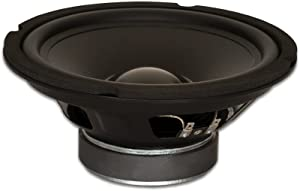 "Goldwood Sound GW-8024 Rubber Surround 8"" Woofer 190 Watts 4ohm Replacement Speaker"