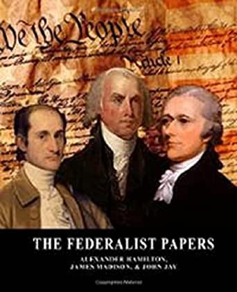 alexander hamiltons first federalist paper Most of my colleagues are all too aware that alexander hamilton is my history  crush  the federalist papers, i became hooked on alexander hamilton  was  the first secretary of treasury and established the first national.