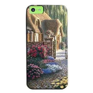 Fashion Design Protection For Iphone 5c Case Gray UzheEJv