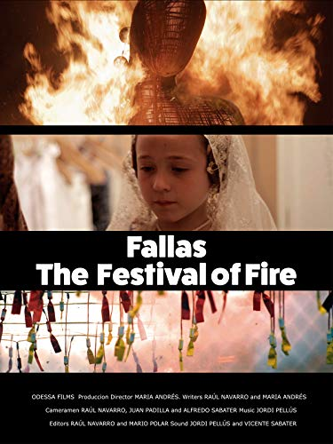 Fallas - The Festival of Fire on Amazon Prime Video UK