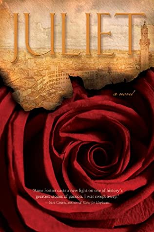 book cover of Juliet