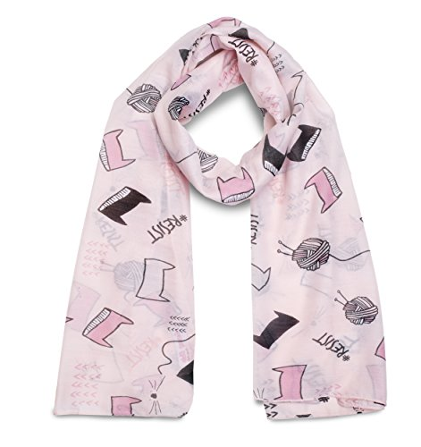 Pink Pussy Cat Pussyhat Hat Women's March #RESIST Fashion Scarf Soft Lightweight great gift!