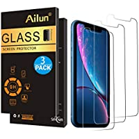 AILUN Screen Protector Compatible with iPhone XR (6.1inch...