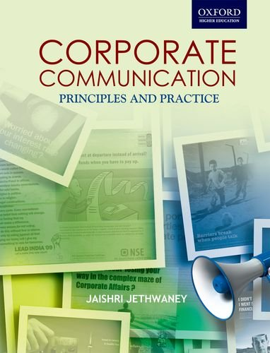 Corporate Communications Principles and Practices Corporate Communications (Oxford Higher Education)
