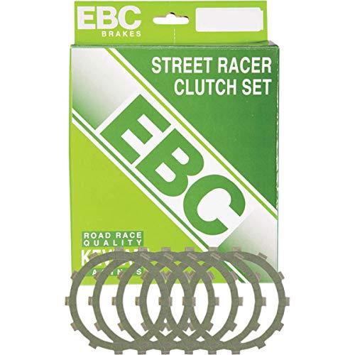 EBC Brakes SRC Street Racer Clutch Kit Compatible for Harley-Davidson Dyna Fat Bob 2017