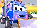 Sam the Snow Plow/Billy the Bulldozer/Matt the Police Car