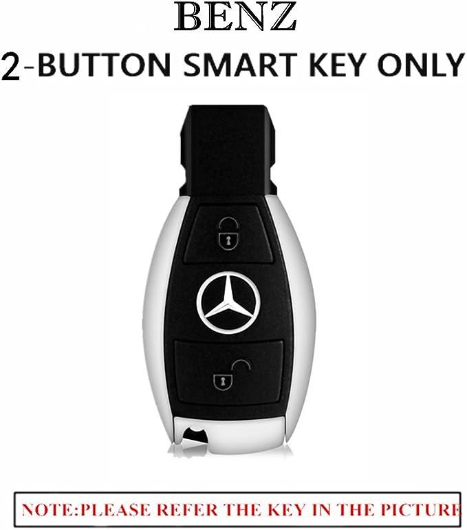 Car Key Fob Smart Keyless Remote Shell Case Pad For 2006 Mercedes R500