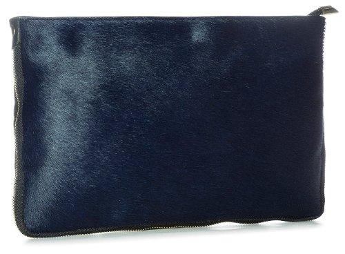 Shop polso donna Blu da Blu Handbag Borsetta Big One qwT5I5