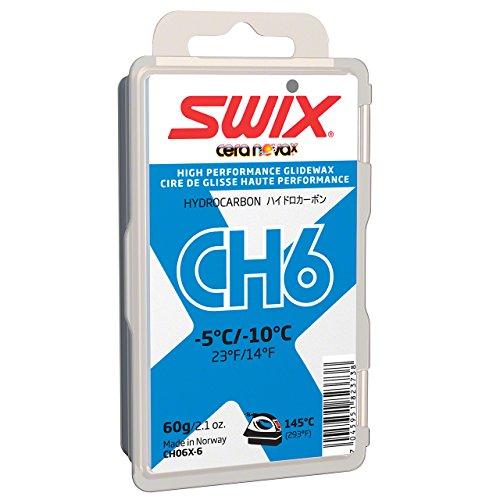 - Swix Ch6 Blue Universal Wax