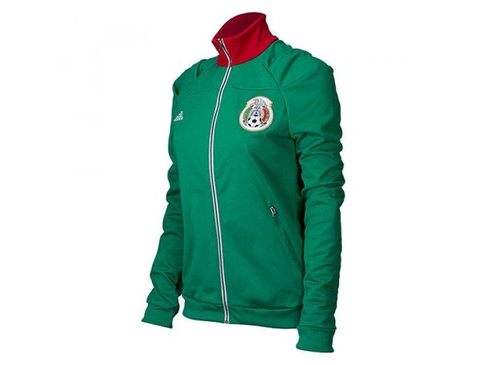 44a97330989 Amazon.com: adidas Mexico Women's Track jacket: Sports & Outdoors
