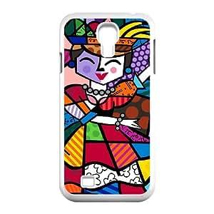 Samsung Galaxy S4 I9500 Phone Case Cover Romero Britto RB8063