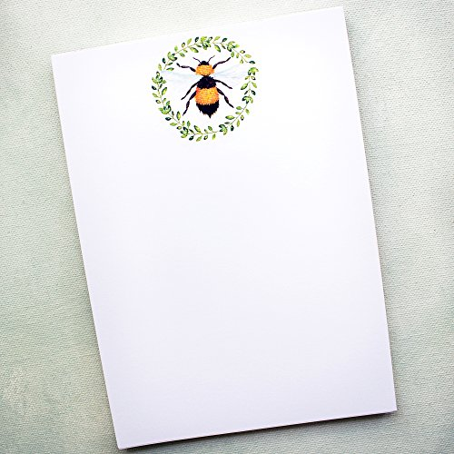 - bumblebee notepad personalized to do list custom gift for women 25 sheets